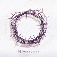 Produktbilde for Only Jesus (USA-import) (CD)