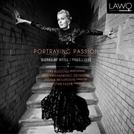 Produktbilde for Tora Augestad - Portraying Passion: Works By Weill/Paus/Ives (CD)