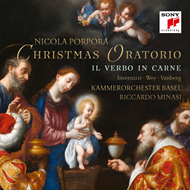 Porpora: Il Verbo In Carne (Christmas Oratorio) (CD)