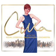 Cilla With The Royal Liverpool Philharmonic Orchestra (CD)