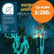 Produktbilde for Demons And Wizards - Deluxe Remastered Edition (CD)