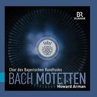 Produktbilde for Bach: Motets (CD)