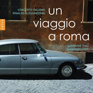 Produktbilde for Un Viaggio A Roma (CD)