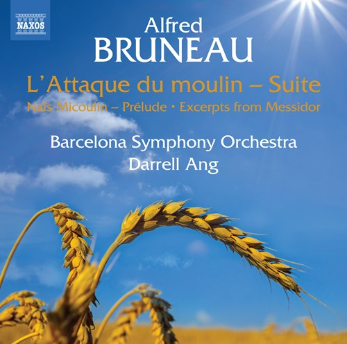 Bruneau: L'attaque Du Moulin Suite (CD)