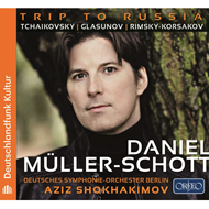 Trip To Russia (CD)