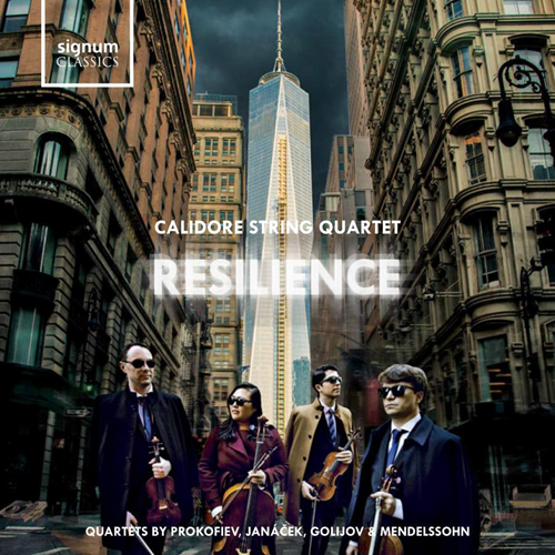 Resilience (CD)