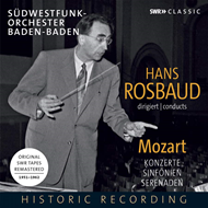 Hand Rosbaud Conducts Mozart (9CD)