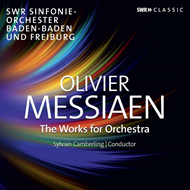 Messiaen: The Works For Orchestra (8CD)