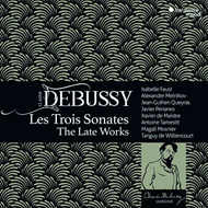 Produktbilde for Debussy: The Three Sonatas: Late Works (UK-import) (CD)