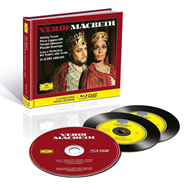 Produktbilde for Verdi: Macbeth (2CD + Blu-ray A)