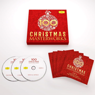 Produktbilde for 100 Christmas Masterworks (5CD)