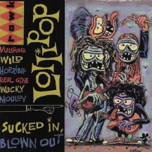 Sucked In, Blown Out (CD)