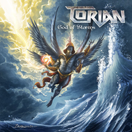 God Of Storms (CD)