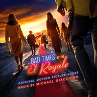 Produktbilde for Bad Times At The El Royale - Original Motion Picture Score (CD)