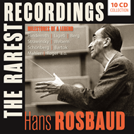 Hans Rosbaud - Rarest Recordings (10CD)