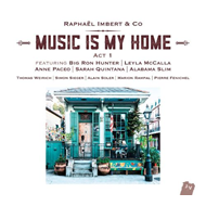 Music Is My Home: Act 1 (CD)