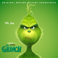 Dr. Seuss' The Grinch - Original Motion Picture Soundtrack (CD)