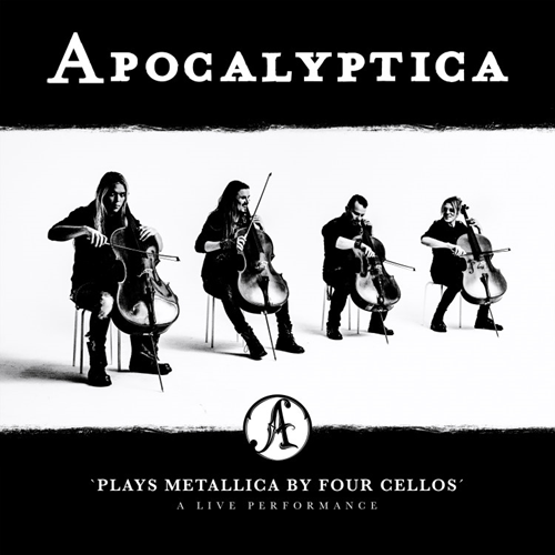 Plays Metallica By Four Cellos - A Live Performance (2CD + DVD)
