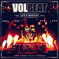 Let's Boogie! - Live From Telia Parken (2CD)