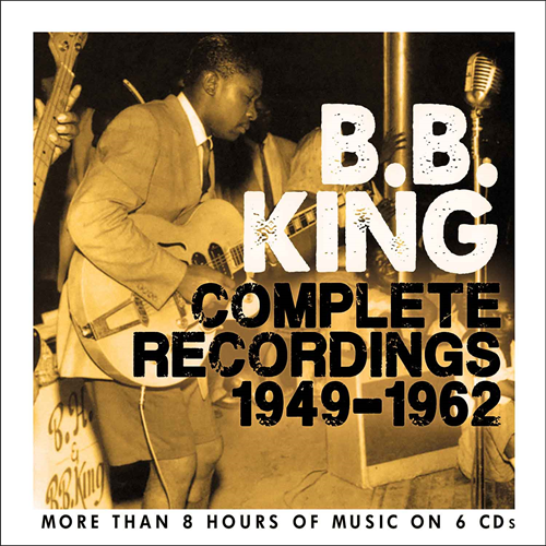 The Complete Recordings 1949-1962 (6CD)