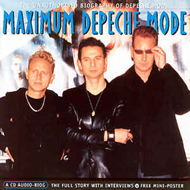 Produktbilde for Maximum Depeche Mode (CD)