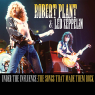 Produktbilde for Robert Plant & Led Zeppelin - Under The Influence: The Songs That Made Them Rock (2CD)