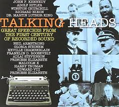 Talking Heads: Great Speeches From The First Century Of Recorded Sound (CD)