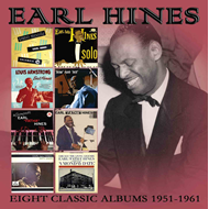 Produktbilde for Eight Classic Albums 1951-61 (4CD)