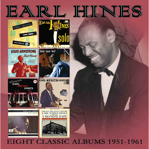 Eight Classic Albums 1951-61 (4CD)