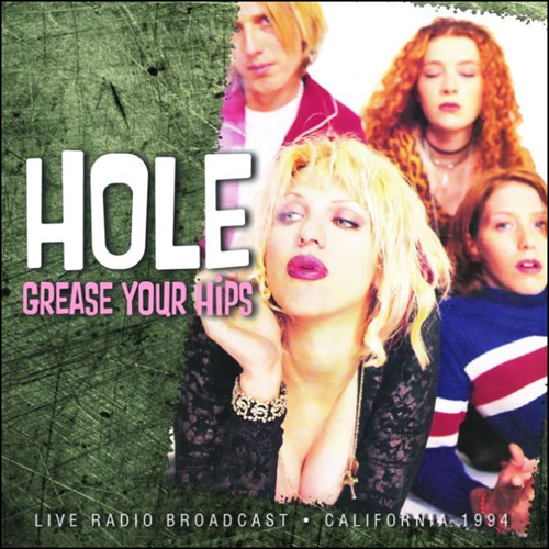 Grease Your Hips (CD)