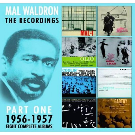 Recordings Part One 1956-1957 (4CD)