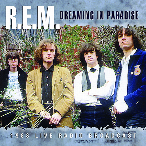 Dreaming In Paradise (CD)