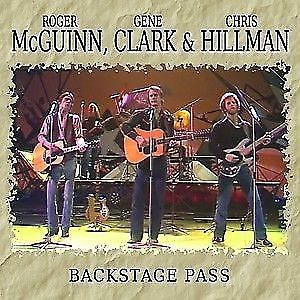Backstage Pass (CD)