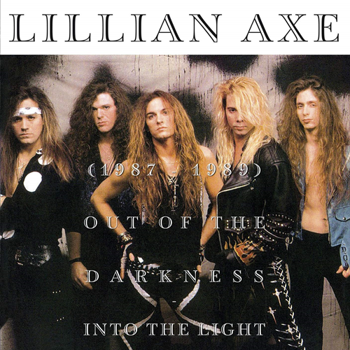 Out Of The Darkness - Into The Light (CD)