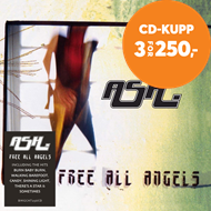 Produktbilde for Free All Angels (CD)