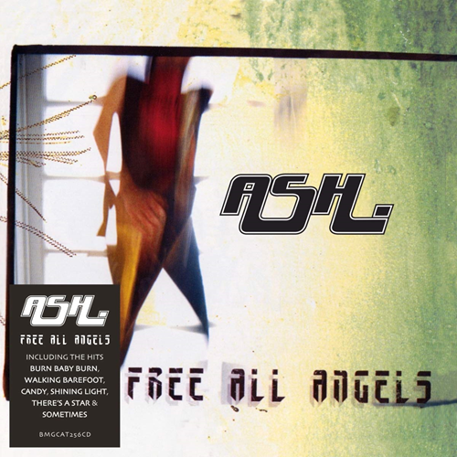 Free All Angels (CD)