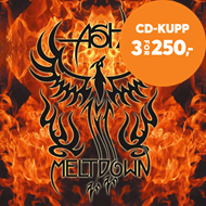 Produktbilde for Meltdown (CD)