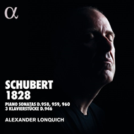 Produktbilde for Schubert 1828 (2CD)