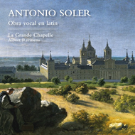 Soler: Obra Vocal En Latin (CD)