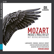 Produktbilde for Mozart: Mass K427 (2CD)