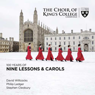 100 Years Of Nine Lessons & Carols (SACD-Hybrid)