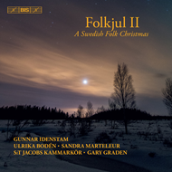 Produktbilde for Folkjul II – A Swedish Folk Christmas (SACD-Hybrid)