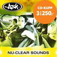 Produktbilde for Nu-Clear Sounds (CD)