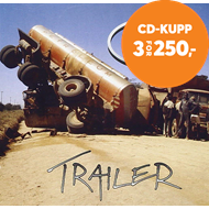 Produktbilde for Trailer (CD)