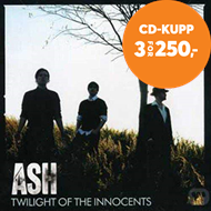 Produktbilde for Twilight Of The Innocents (CD)