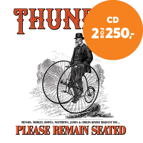 Please Remain Seated (CD)