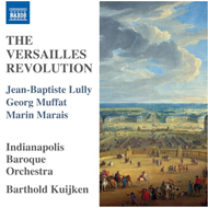 The Versailles Revolution (CD)