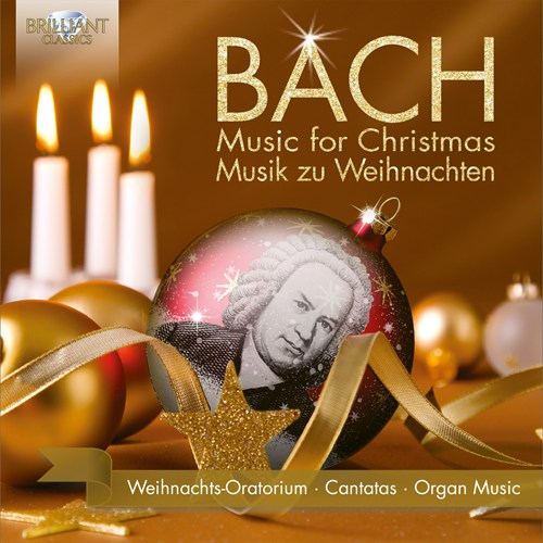 Bach: Music For Christmas (11CD)