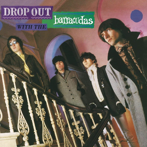 Drop Out With The Barracudas (CD)