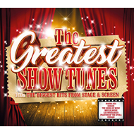 Produktbilde for The Greatest Show Tunes - The Biggest Hits From Stage & Screen (UK-import) (3CD)